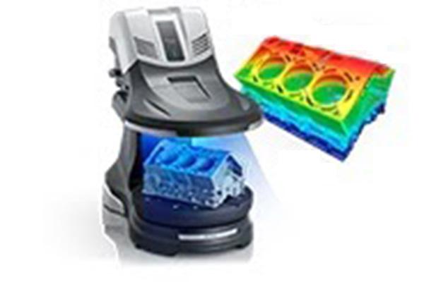 3D造形品 寸法精度最適化サービス