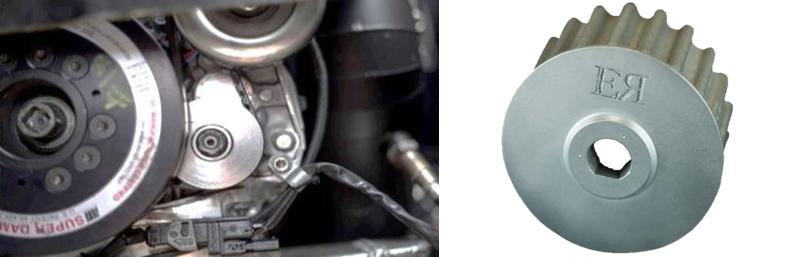 自動車レーシング用ワンオフパーツ(MTI社)