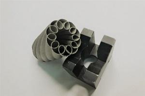 造形事例:複雑形状をもったパイプ