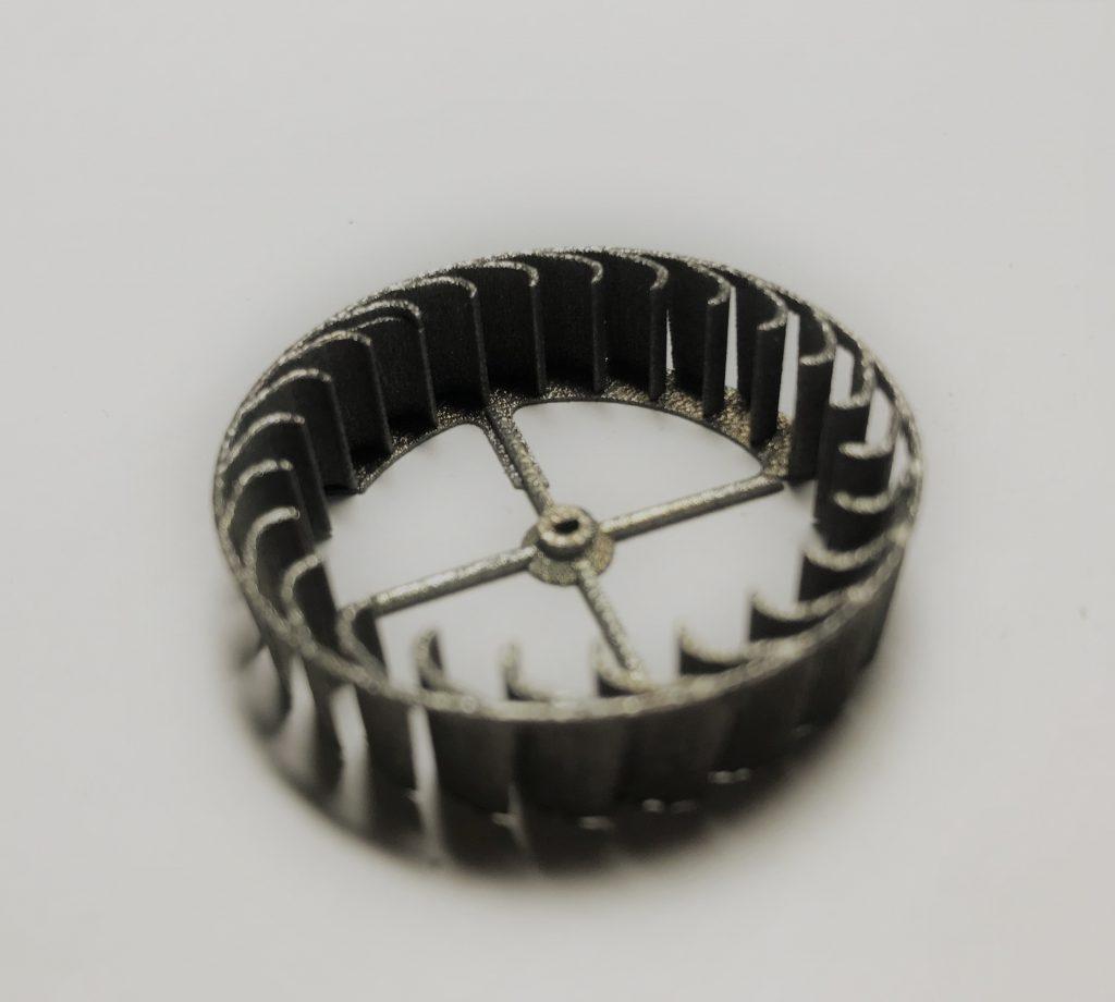 ベアリング用特殊ニードルゲージサンプル(材質:SUS630)