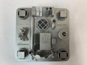 金属3D造形サンプル