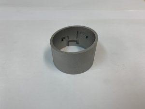 金属3Dで作成したパイプ(内部形状有り)
