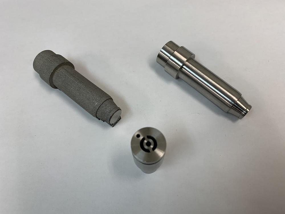 3D造形品の二次加工について(材質:SUS630)